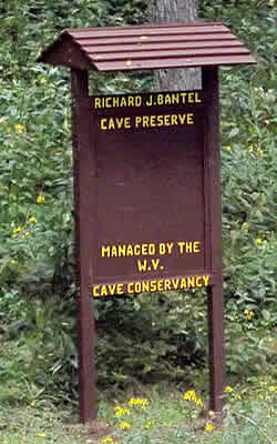 Wildcat Cave Kiosk